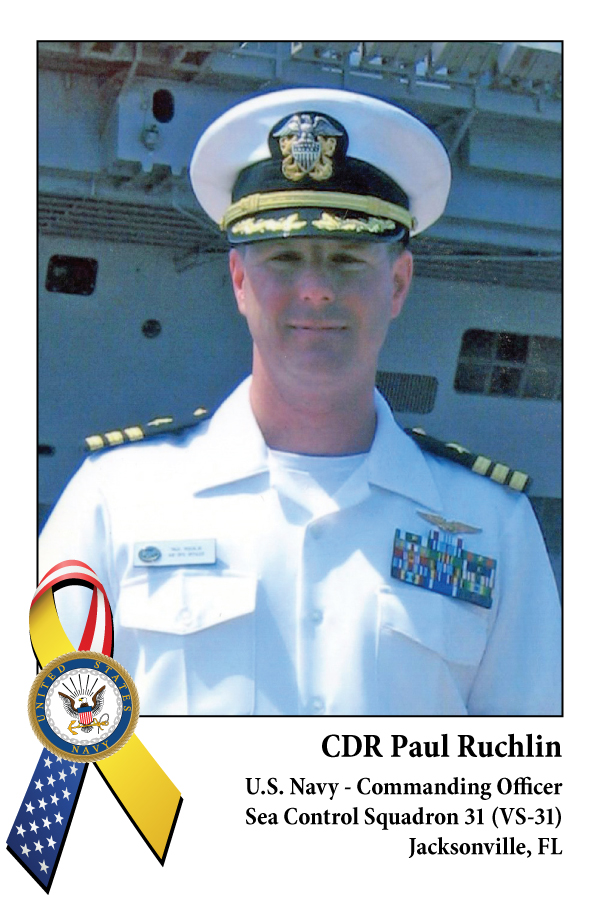 CDR Paul Ruchlin