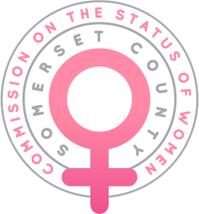Commission on the Status of Women Logo