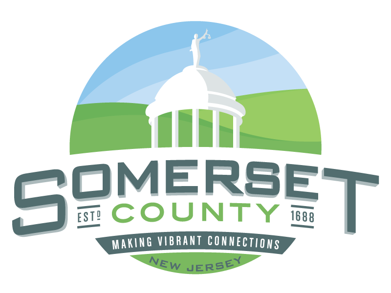 Somerset County Logo with Making Vibrant Connections Tagline