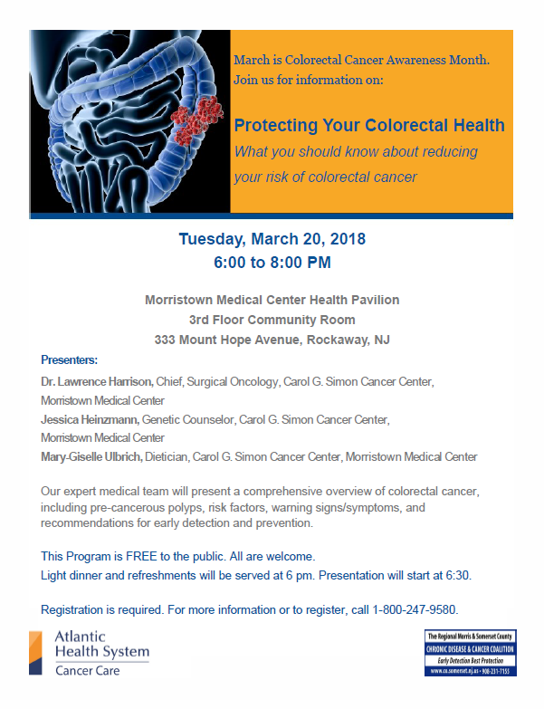protecting your colorectal health