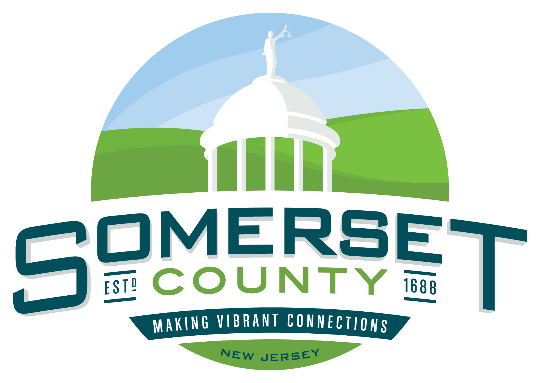 Somerset County Making Vibrant Connections Logo