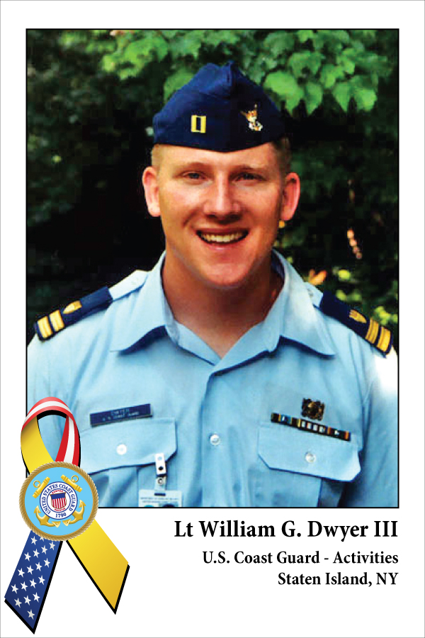 Lt William G. Dwyer III