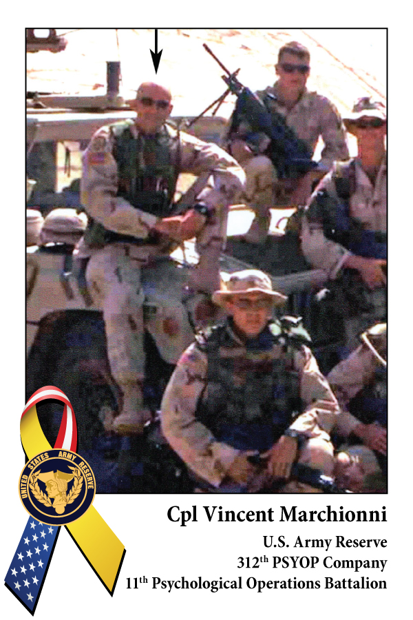 Cpl Vincent Marchionni
