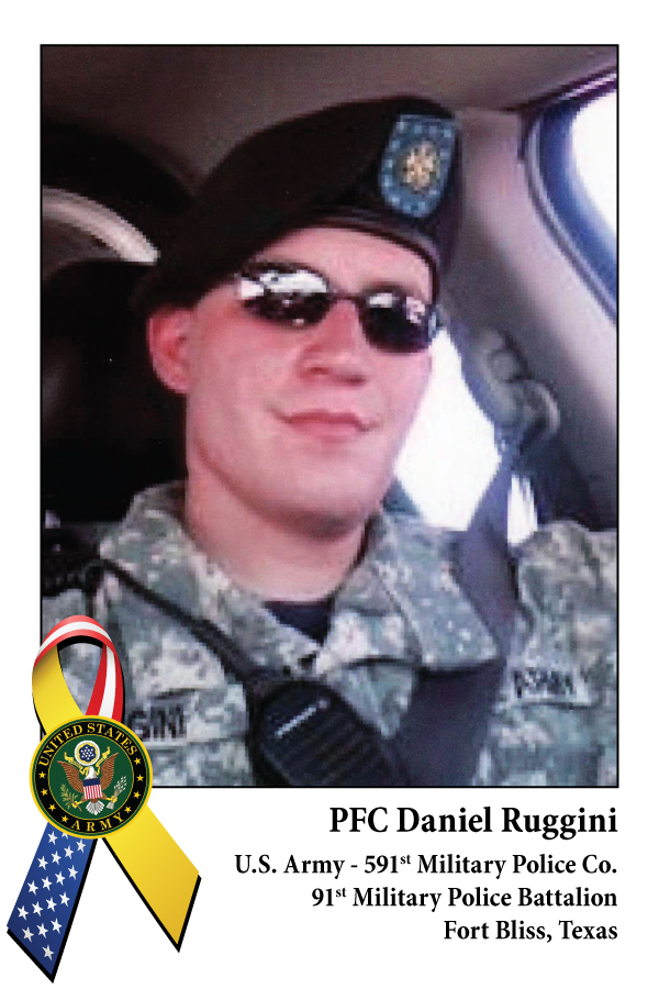 PFC Daniel Ruggini