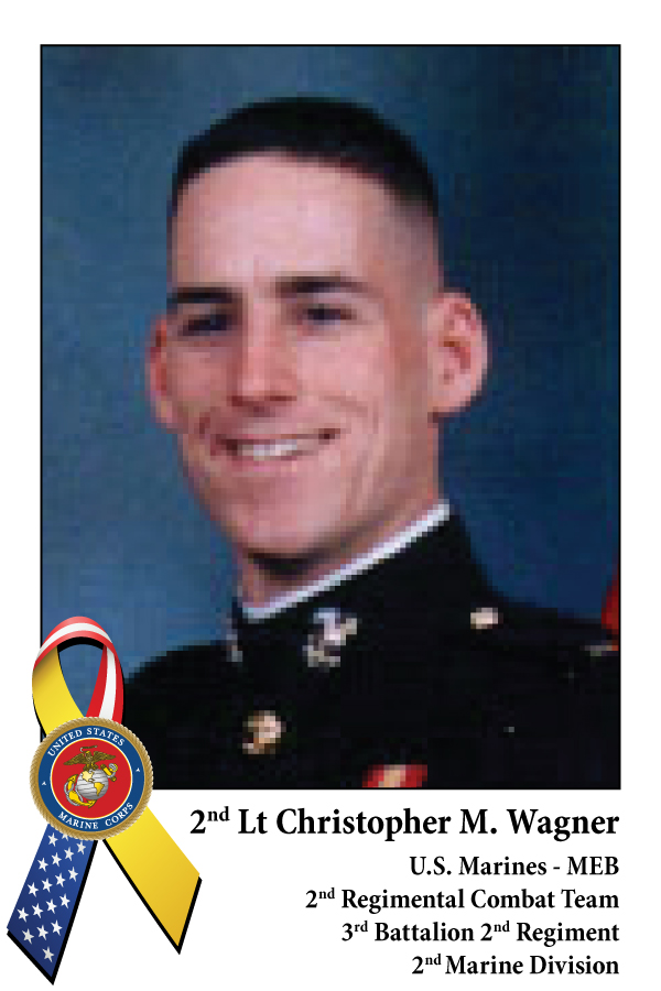 2nd Lt Christopher M. Wagner