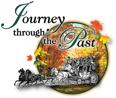 Weekend Journey through the Past Logo