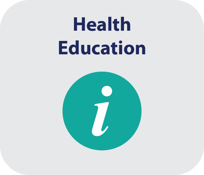 Health Ed Icon