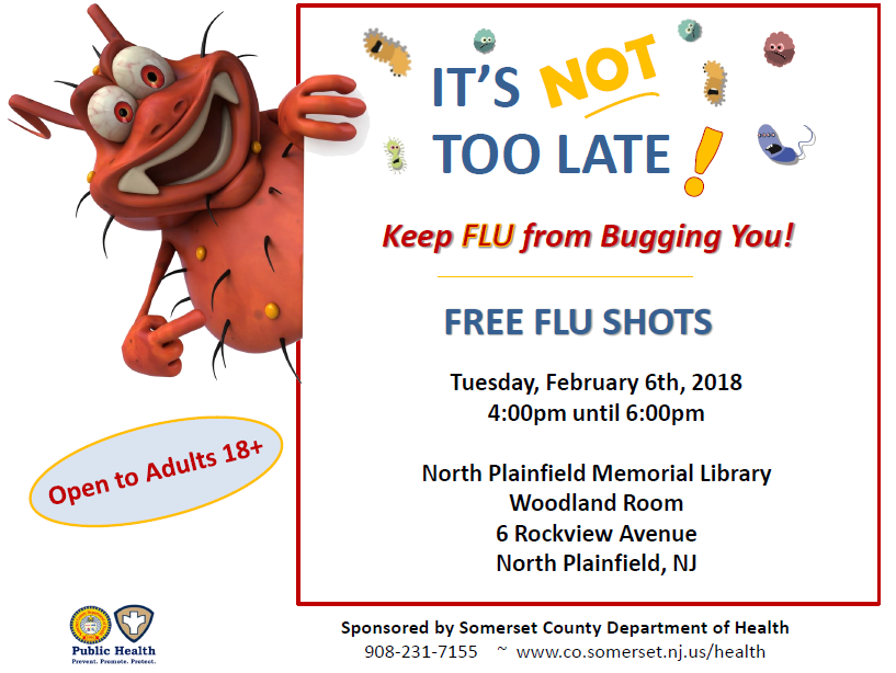 North Plainfield flu clinic