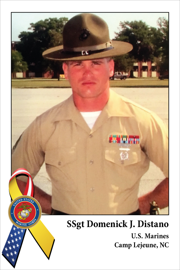SSgt Domenick J. Distano