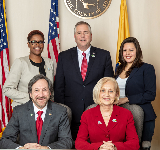 photo, freeholder board, 2019