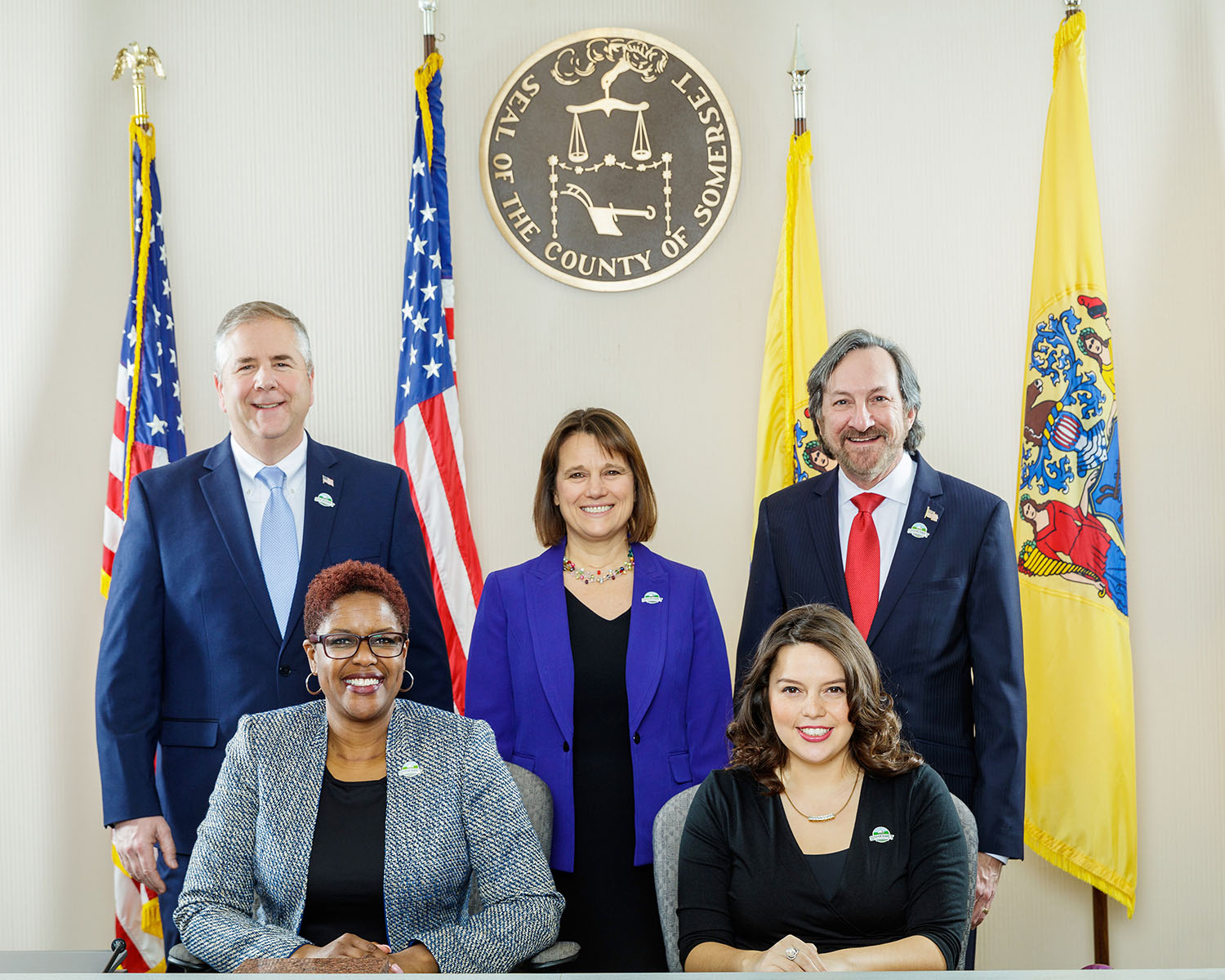 2020 Board of Freeholders Group Photo