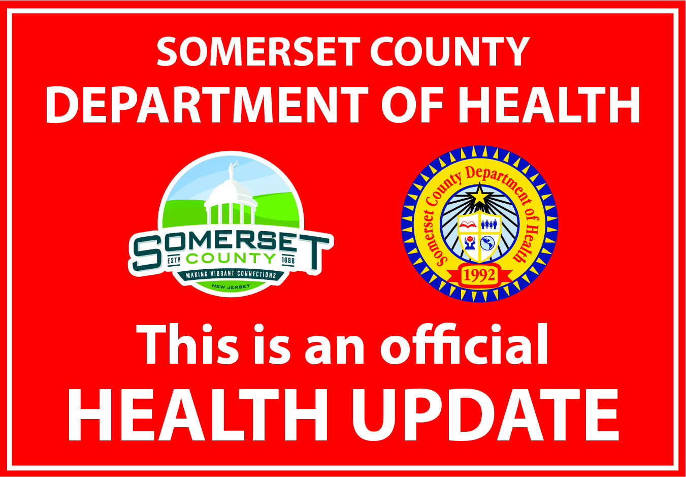 HealthAlertBadge - Somerset County