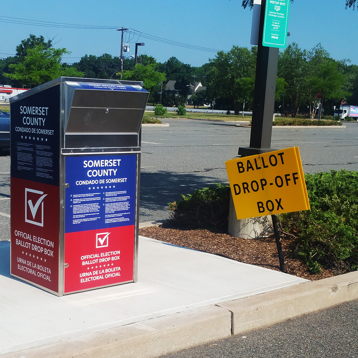 Bridgewater Drop Box