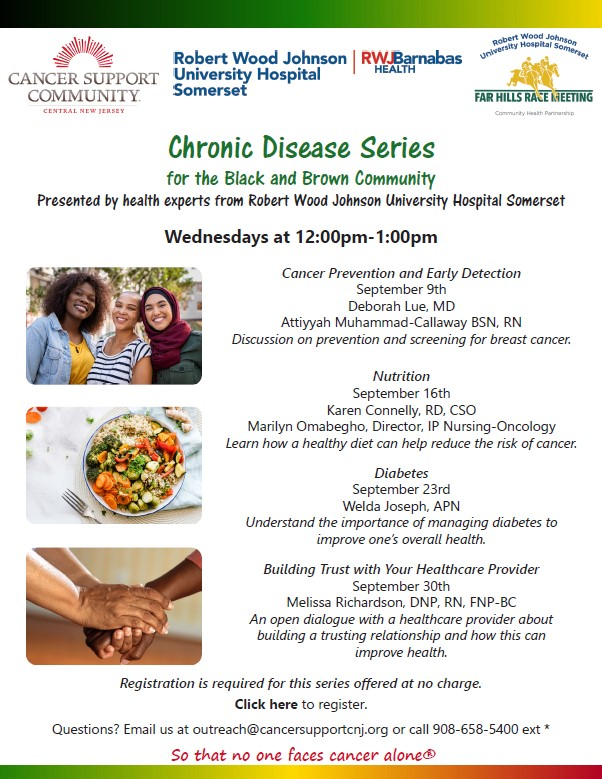 Chronic disease series - September 2020
