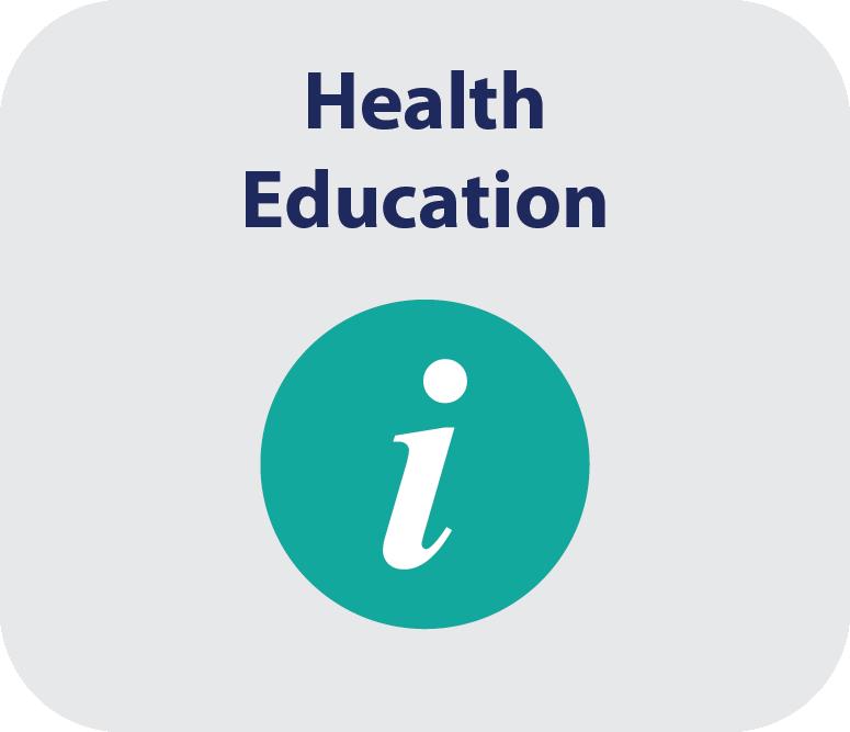 Health Ed Icon