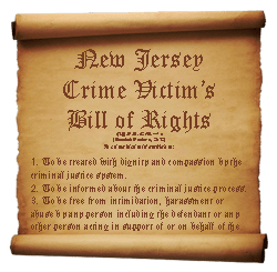 NJ Crime Victims Bill of Rights
