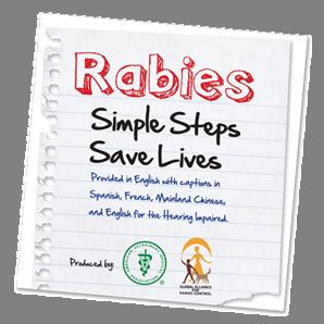 rabies video snip