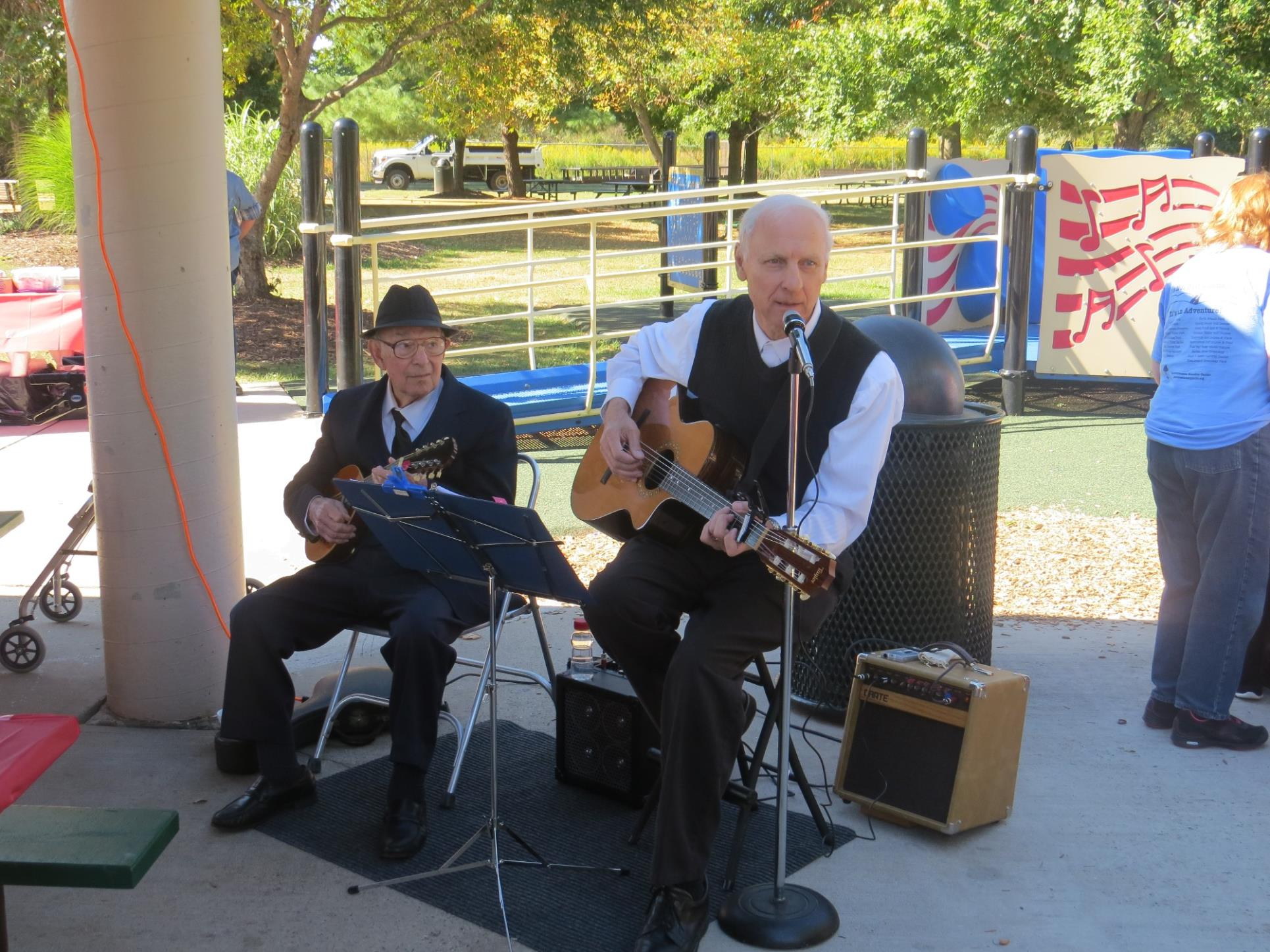 Musical Entertainment at the Hillsborough Senior Center-reduced
